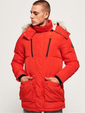 Winter coats and jackets