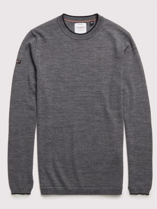 Superdry edit merino wool jumper