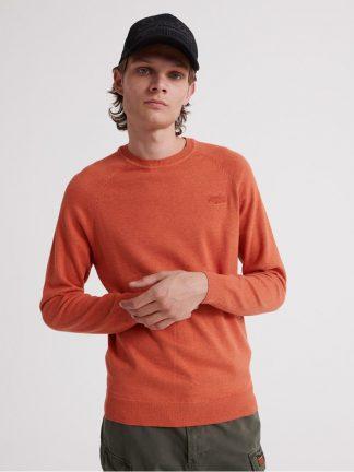 Superdry cotton crew sweater