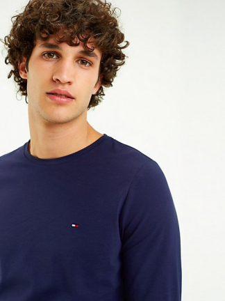Tommy Hilfiger Organic cotton long sleeve t-shirt