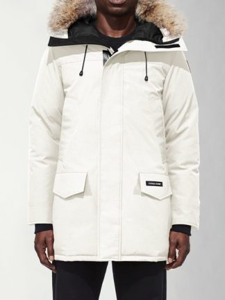 Canada Goose Langford Parka white