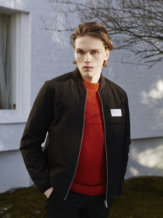 Makia x Aalto Quilted jacket