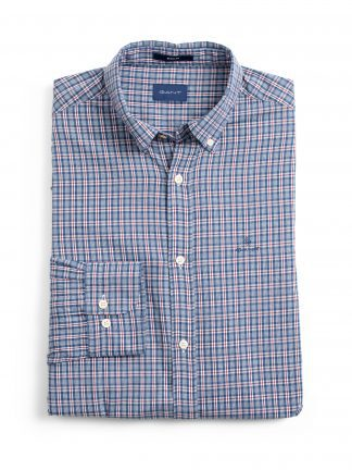 Gant windblown check shirt
