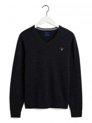 Grey lamswool sweater