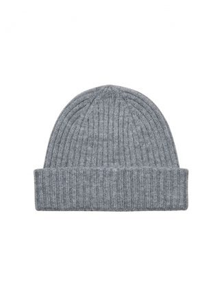 Selected merino wool beanie