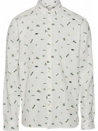 Knowledge Cotton Apparel shirt organic cotton