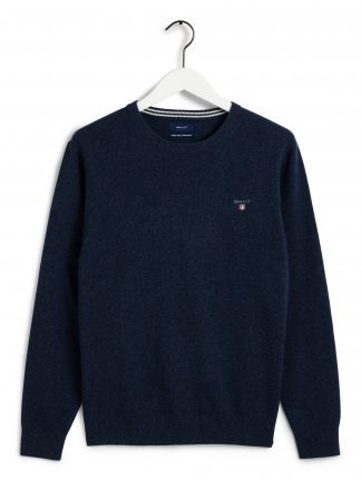 Gant Superfine lamswool o-neck sweater