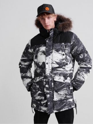 Superdry explorer parka jacket