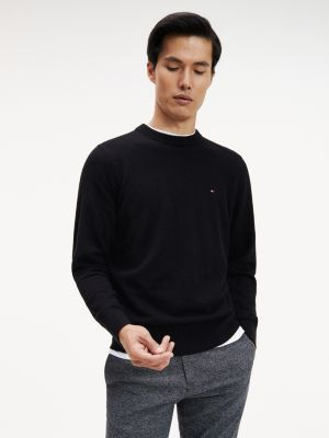 Tommy Hilfiger lambswool crew