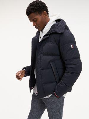Tommy Hilfiger nylon bomber jacket