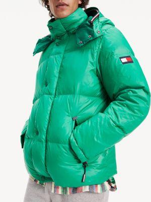 Tommy Hilfiger Shiny Bomber Jacket