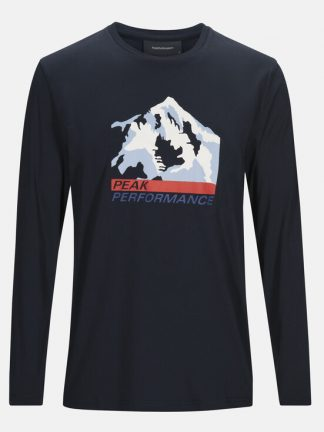 Peak Performance seasonal tee