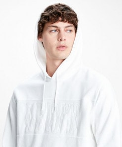 Levi's Pieced Pullover Hoodie