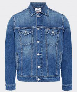 tommy jeans trucker jacket