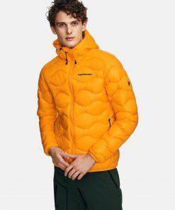 Peak Performance Helium Light-down Jacket Orange
