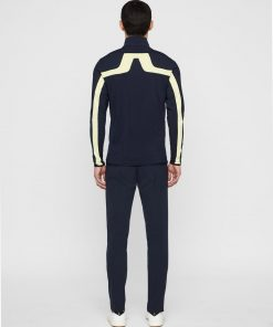 J.Lindeberg Jarvis Midlayer Jacket Dark blue