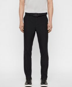 J.Lindeberg Palmer Schoeller 3xDry Technical Trousers Black