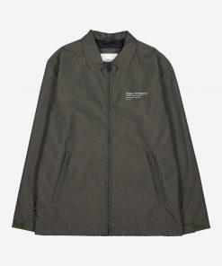 Makia x Von Wright Bouquet Jacket Green