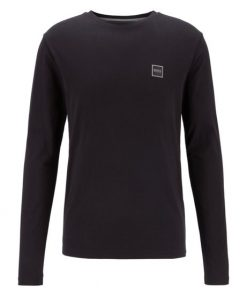 Hugo Boss Tacks Jersey T-shirt Black