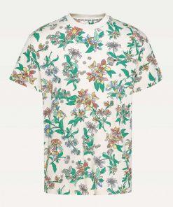 Tommy Jeans Botanical Print T-shirt